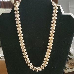 Vintage Napier pearl Necklace choker